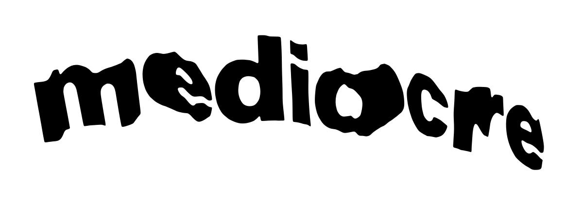 Logo for mediocre.biz